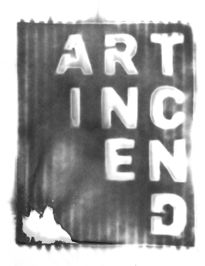 Hester/ART INCEND/BRAND 2